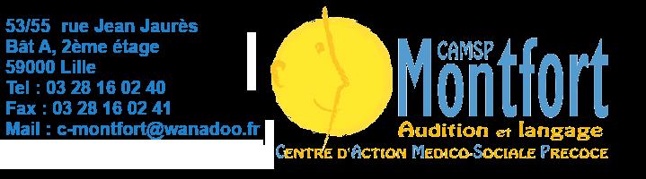 CAMSP Montfort – Audition / Langage Lille